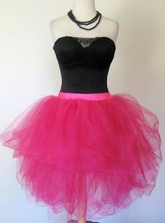 80s Promenade Gown