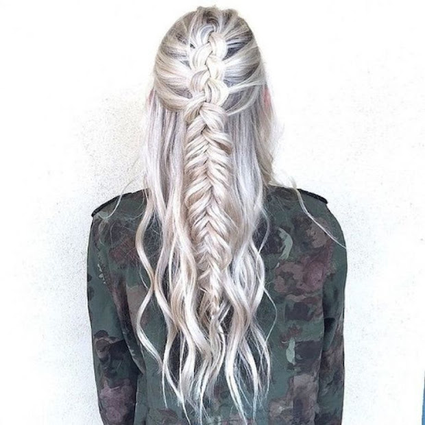 hairstyles inspired khaleesi