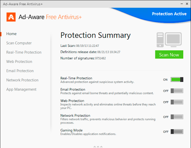Ad-Aware Free Antivirus Terbaru