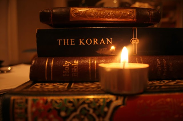 The Prophets, as portrayed by the Qur'an and the Torah