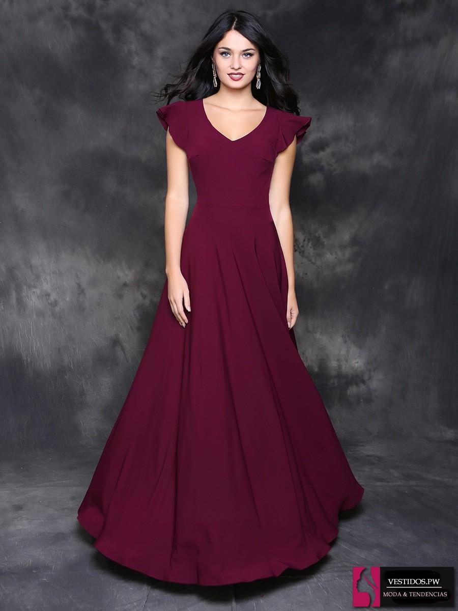 Vestidos Pegados Cortos Color Vino Ken Chad Consulting Ltd