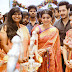 Samantha, Akhil at SouthIndia Shopping Mall, Vizag : Photos