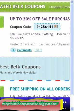 photo relating to Belk Printable Coupons identified as Coupon codes for belk : Cover parking denver airport coupon