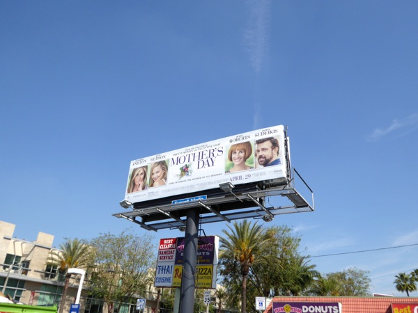 Mothers Day movie billboard