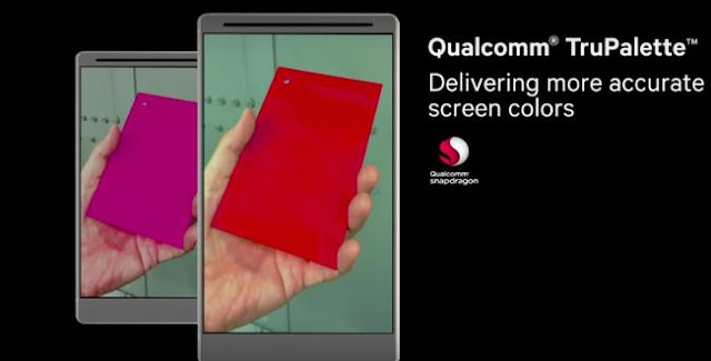 Qualcomm TruPalette, TruPalette, smartphone, new technology news, newsofttechnews