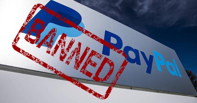 Paypal Banned Infowars Alex Jones
