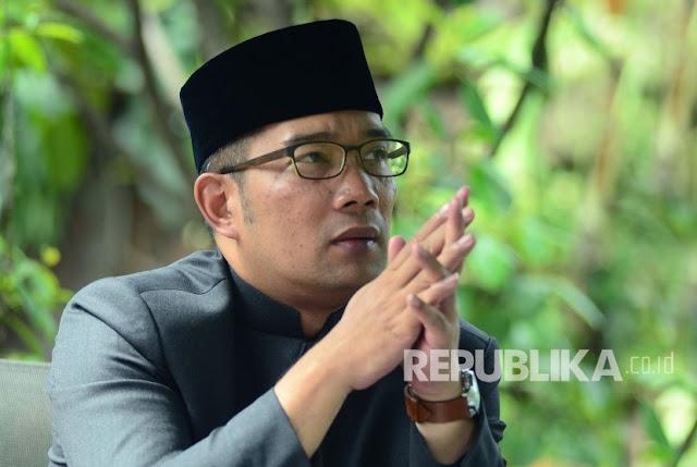 PPP Tagih Janji Ridwan Kamil Pilih Uu Jadi Cawagub