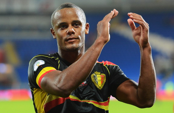 Vincent Kompany is trying to start a new club in his hometown Brussels