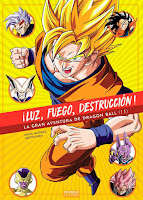Segundo volumen de la mayor enciclopedia de Dragon Ball.
