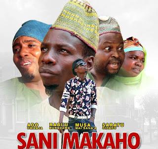 (BIDIYO) Sani Makaho 1&2 Sabon Hausa Film