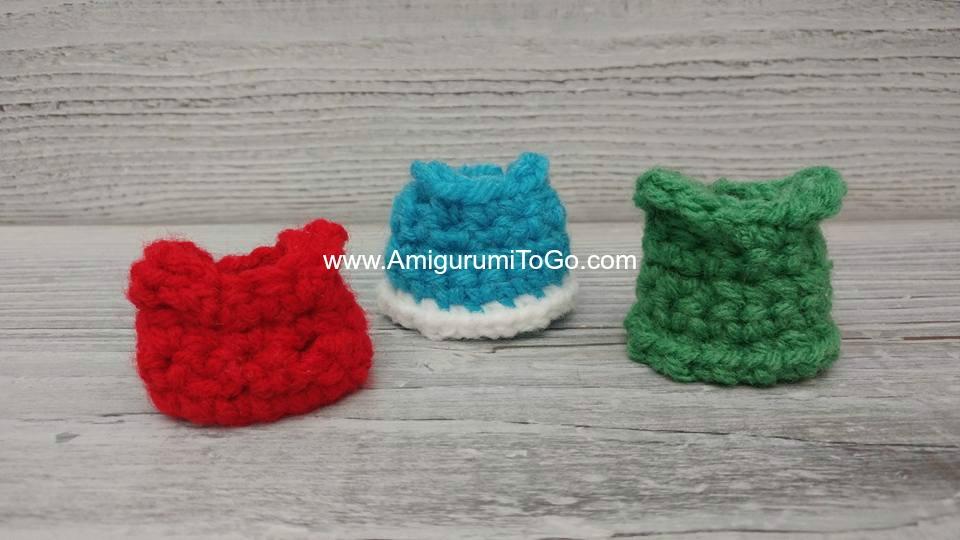 Mouse Sofia Crochet + knitting(dress) Pattern Amigurumi toy by ... | 540x960
