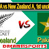 PK-A VS NZ-A 1st Test Dream11 Prediction Playing 11