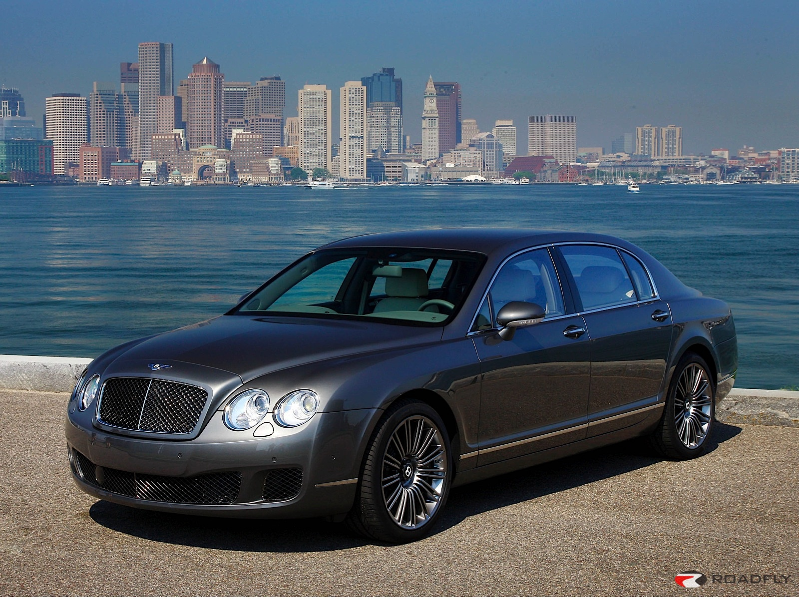 Bentley Continental Flying Spur Speed Base 1600x900