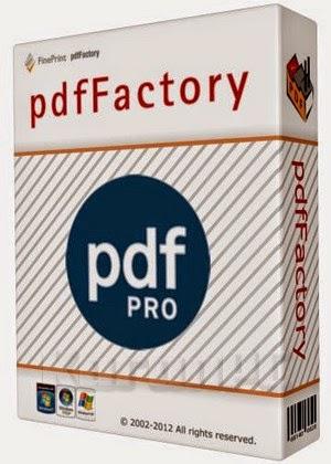 FinePrint pdfFactory Pro Free