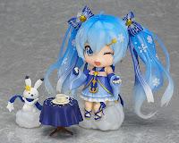 Nendoroid Snow miku
