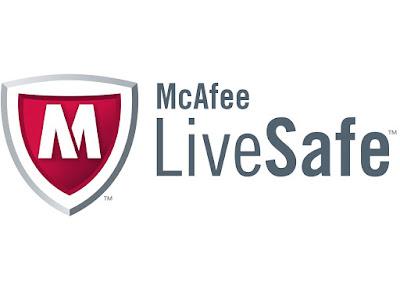 live safe mc afee