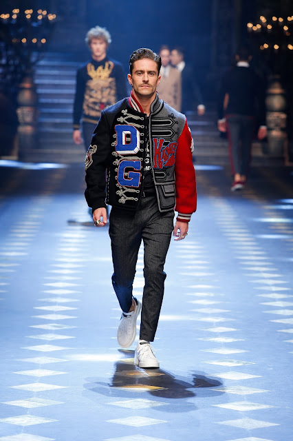Pelayo Diaz Dolce & Gabbana Fall Winter