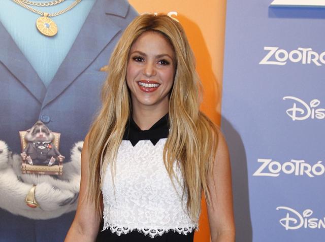Shakira canceló su presentación en los American Music Awards 2016