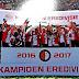 Depois de 18 anos, Feyenoord voltou a ser campeão holandês