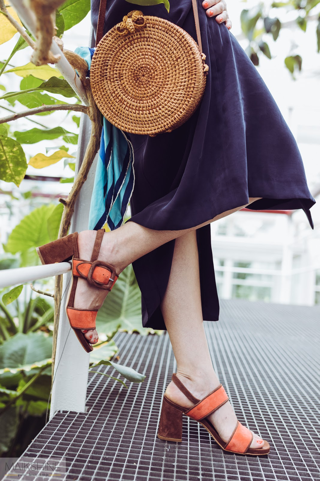 Outfit tropical vibes