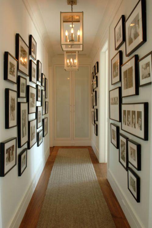 Algunas ideas Deco 8 claves para decorar pasillos Moda diez