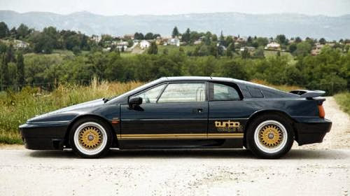 The Lotus Esprit Is A Sports Car That Was Built By Cars At Their Hethel Factory In United Kingdom Between 1976 And 2004