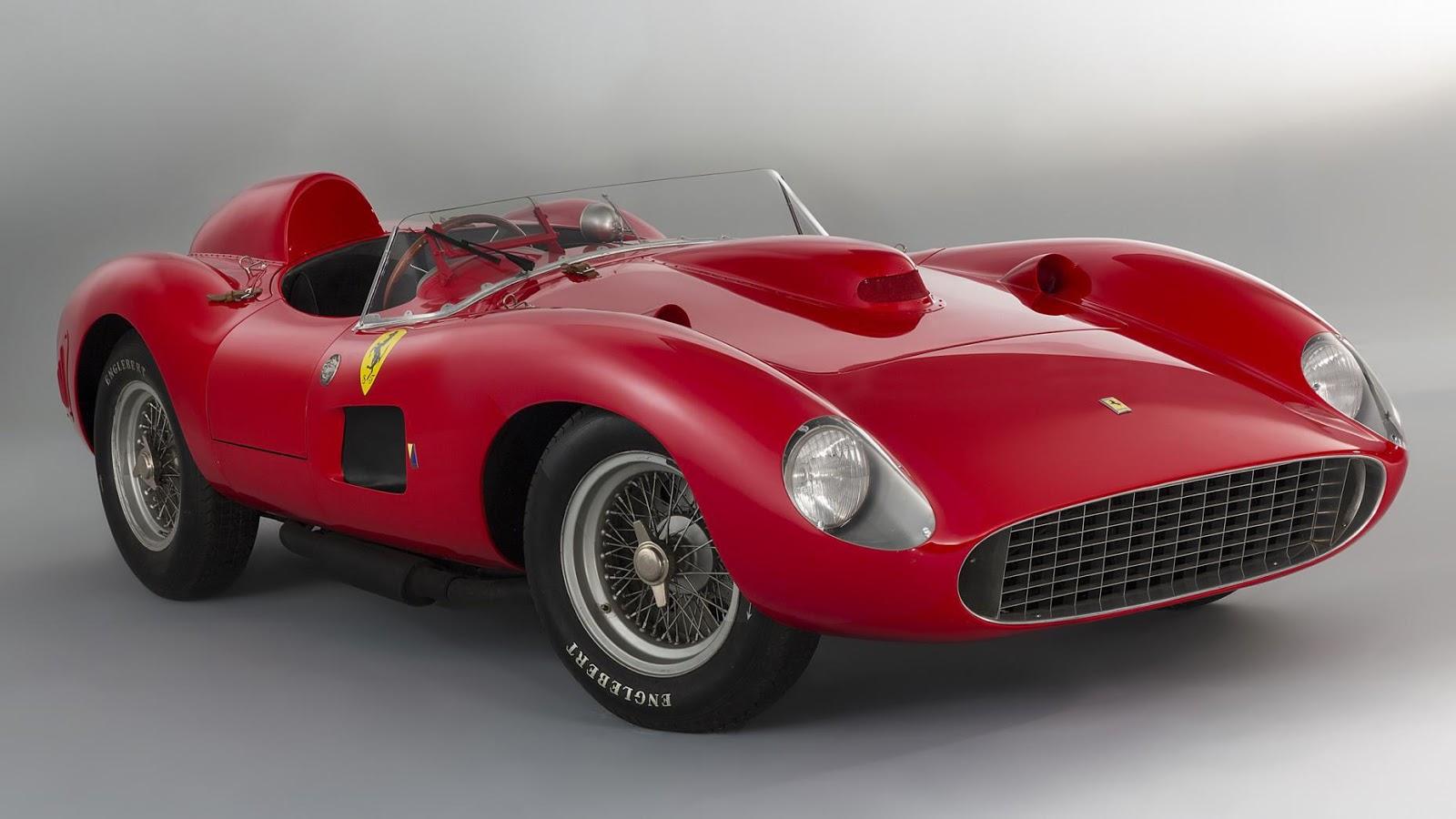 $35,711,359 – 1957 Ferrari 335 Sport Scaglietti