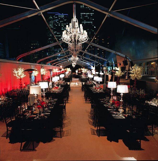 Evening Wedding Reception Decoration Ideas: Wedding Receptions To Die For