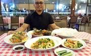 Tempat Makan Best Di Bangi : Restoran Selasih Garden Seafood