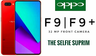 Oppo F9 and Oppo F9 Pro get Bluetooth