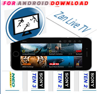 FOR ANDROID DOWNLOAD: Android ZanIPTV Apk -Update Android