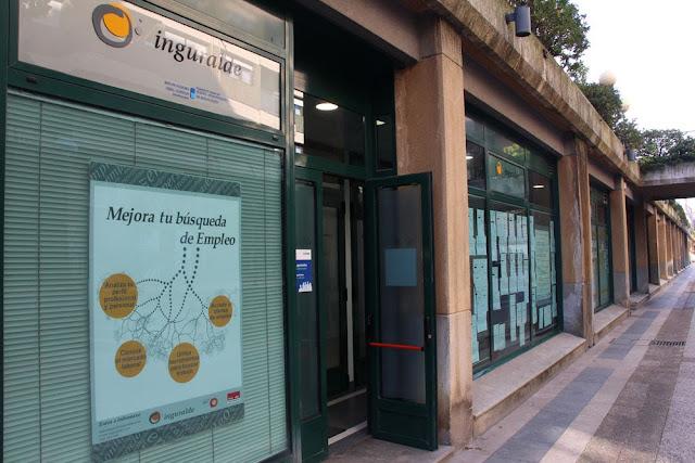 Oficinas de Inguralde en el paseo Dolores Ibárruri