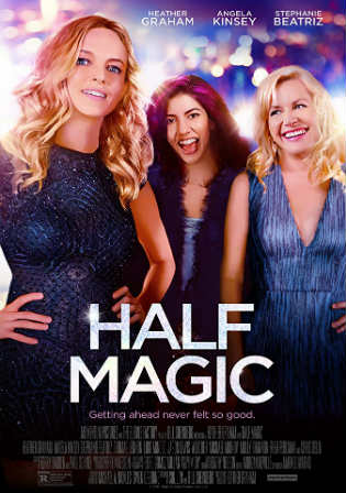 [18+] Half Magic 2018 HDRip 800MB English HDRip x264 Watch Online Full Movie Download bolly4u