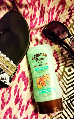 Ramblings Thoughts, Hawaiian Tropic, After Sun, Lotion, Review, Video, Skincare, Suncare, Tan