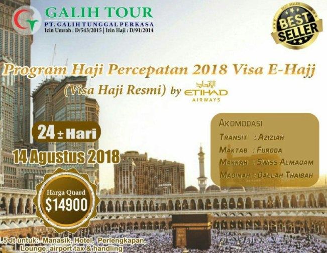 paket haji onh plus 2018