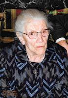 Emma Goemare, 1890-1992 gevierd als honderdjarige