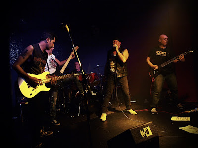 Way Out band live 2