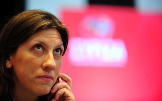 «Έβαλαν να μιλήσει την πρώην ασυμβίβαστη αριστερή..» - Κωνσταντοπούλου κατά της Μπέτυς Μπαζιάνα