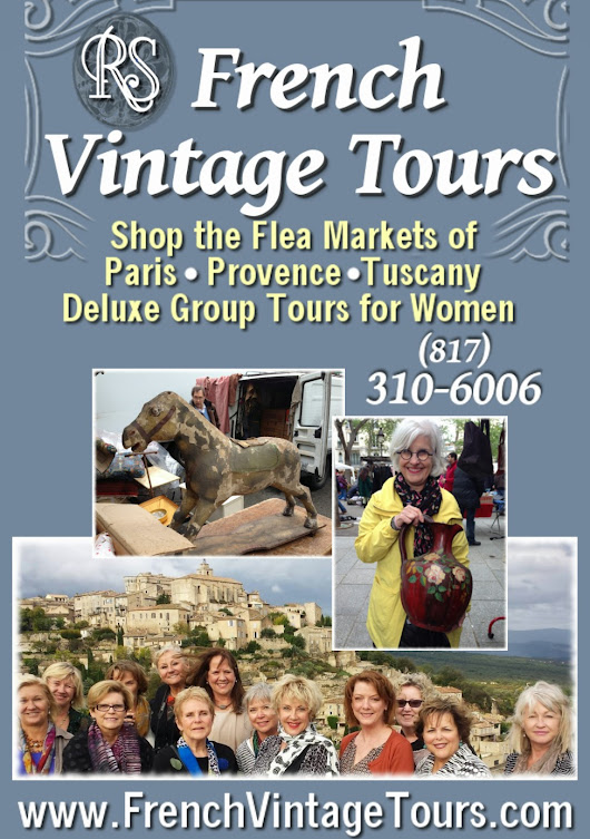 French Vintage Tours on our way to Round Top Warrenton