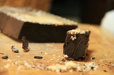 שוקולד, טראפל, צילום מזון אורנה לבנה