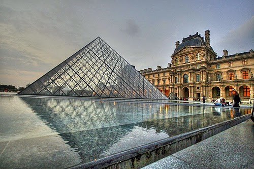 Museu do Louvre de Paris