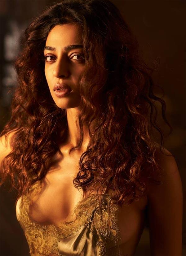 Photos: Radhika Apte looking hot in her latest photoshoot