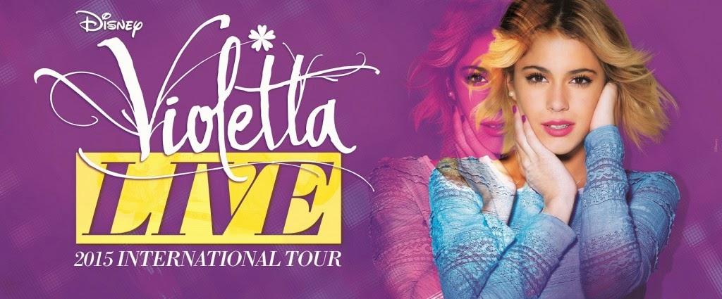 609043ac80 Oltre le date di Milano, che vi ho indicato qui, Walt Disney Company Italia  ha svelato le altre tappe del tour di concerti Violetta Live 2015: Torino,  ...