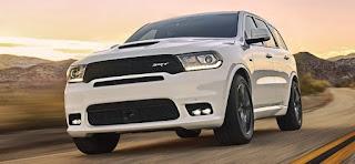Dodge Durango Safety