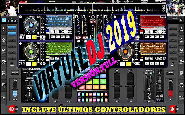 latest virtual dj 2019