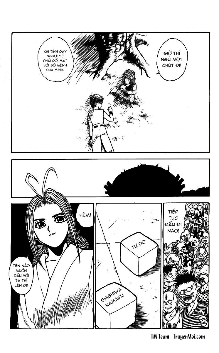 Hành trình của Uduchi chap 082: hồ ly kurama thức giấc! trang 19