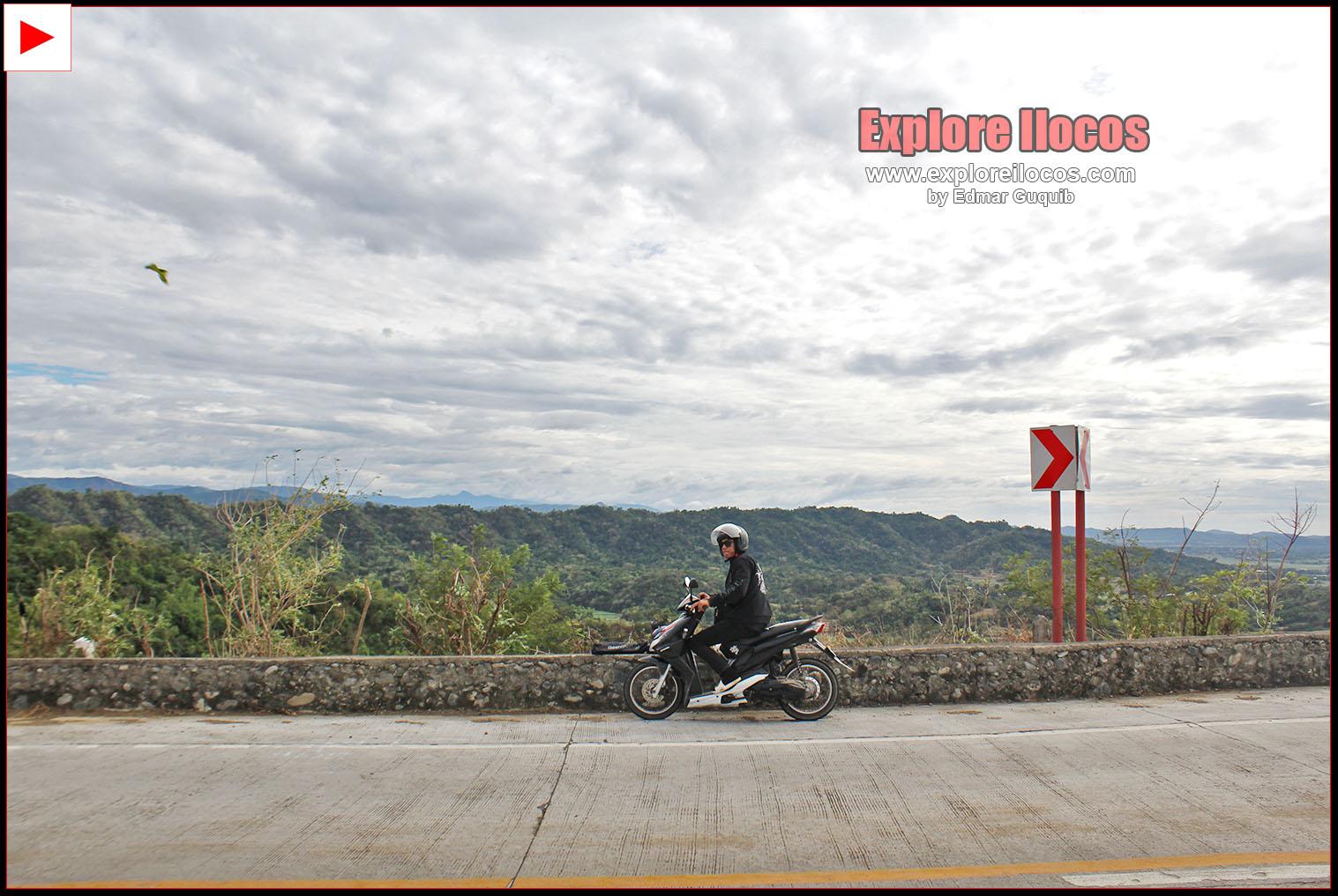 ILOCOS SUR-ABRA ROAD, NARVACAN