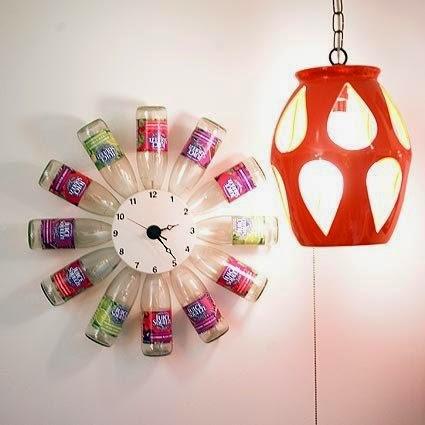 10 design jam dinding terbaik dari benda benda bekas es teh panas satu lagi kreasi daur ulang botol plastik yang tidak bisa kalian lewatkankalain hanya perlu membongkar casing jam dinding kalian hingga mesisakan mesin thecheapjerseys Gallery