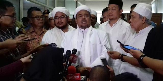 Aneh Kalau Ada Demo Kasus Habib Rizieq, Wong Urusannya Arab Saudi Kok