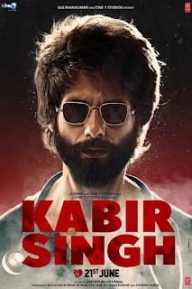 Kabir Singh First Look Poster 3
